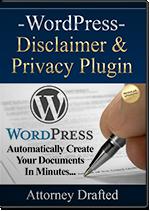 WordPress Privacy Policy & Disclaimer Plugin