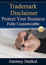 trademark disclaimer final
