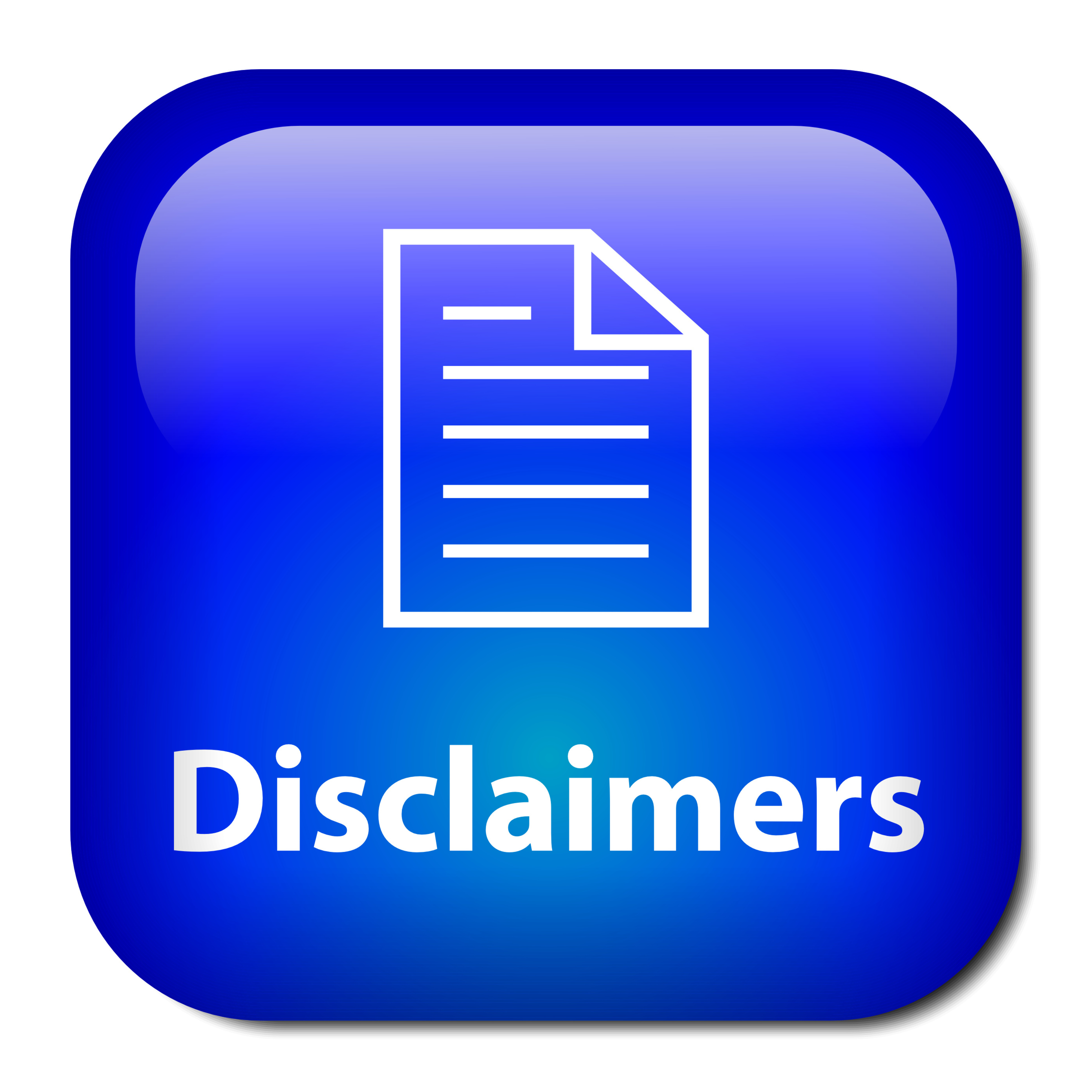 an advertiser disclaimer is a notice posted on your website informing users that your business will not be held legally liable or responsible