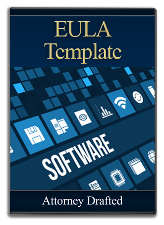 EULA template for software