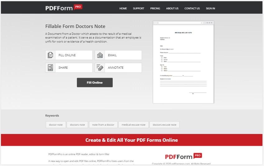 pdfformpro